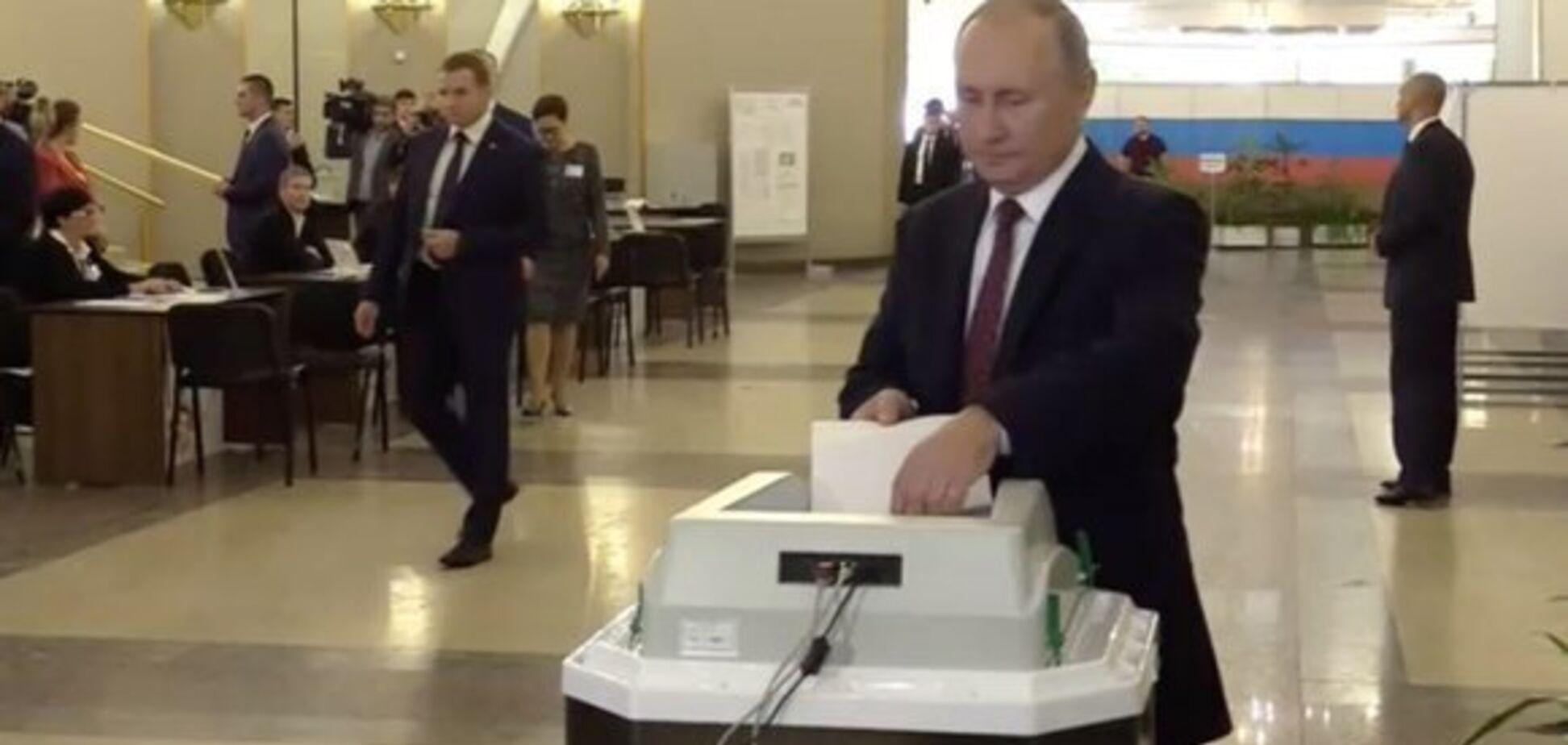 У Росії на виборчій дільниці помер кандидат в депутати