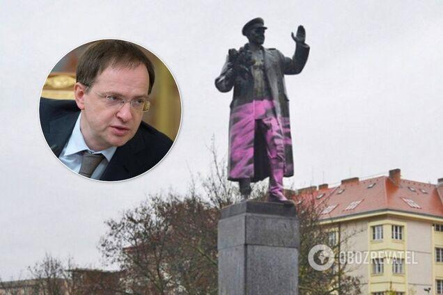 Российский министр попал в скандал из-за нацистов