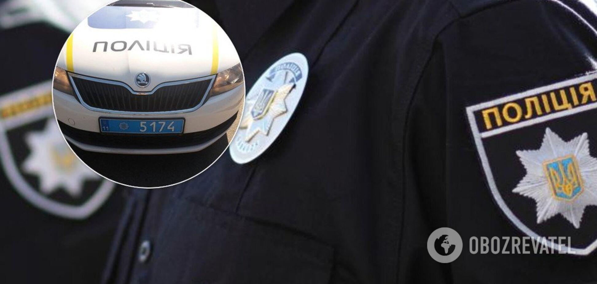 У Києві поліція втрапила в гучний скандал