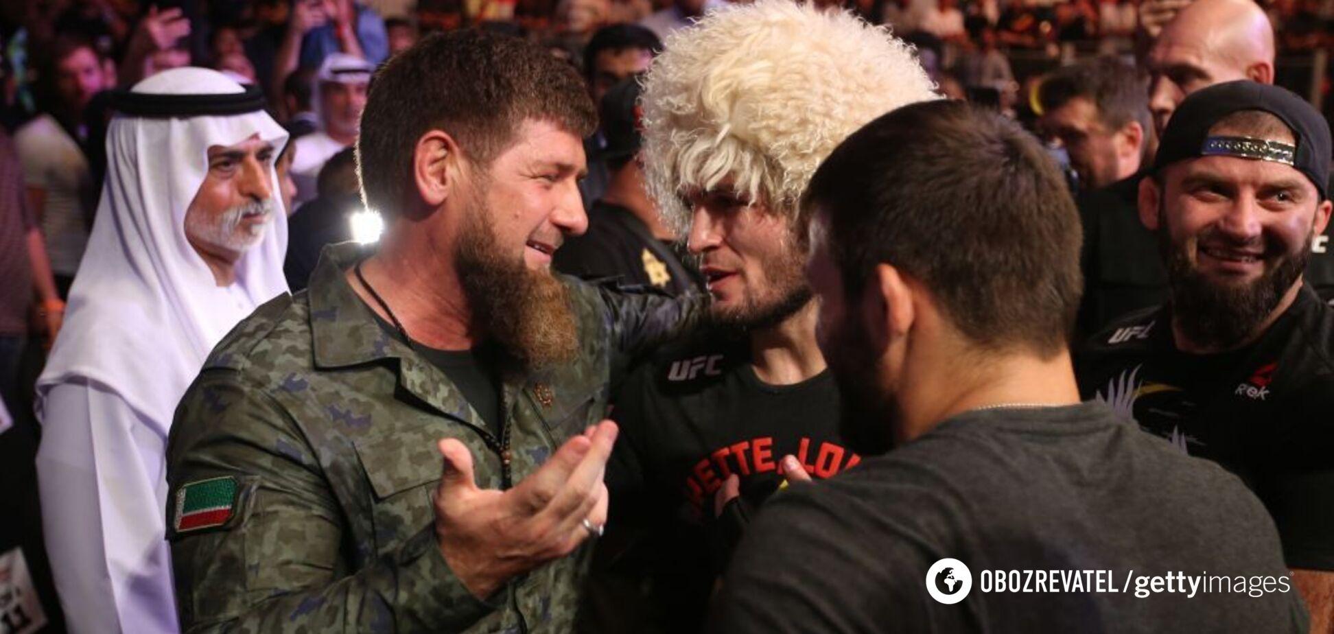 Кадыров лаконично отреагировал на победу Хабиба