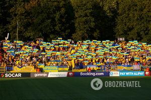 Роналду пришлось ждать: репортаж с победного матча Украины в Литве