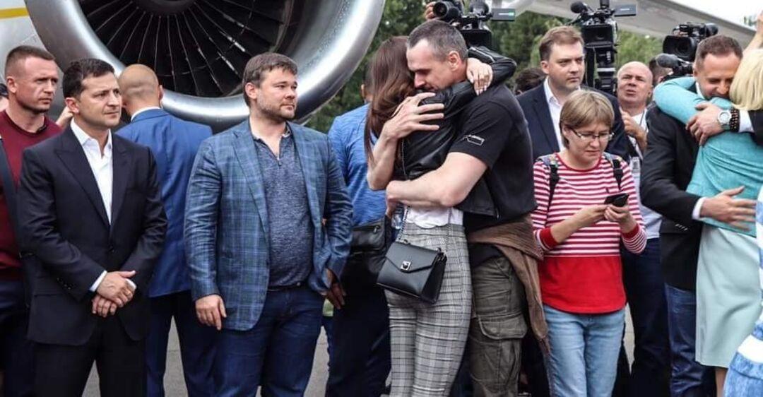 Картинки по запросу Для Зеленского люди – это все, а для Путина – никто 08 сентября 2019, 17:40