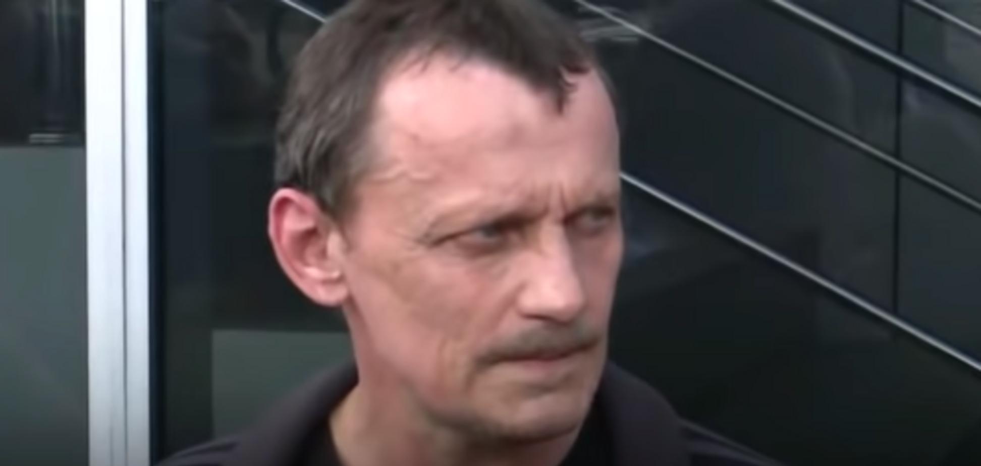 'Никогда не забуду!' Карпюк ужаснул рассказом о пытках в России