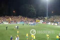 Збірна України зробила емоційний вчинок після матчу з Литвою - відеофакт