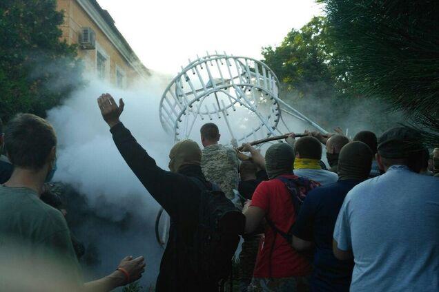 Беспорядки в Одессе 2 мая 2014 года