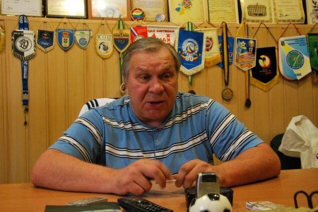 Виктор Звягинцев
