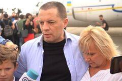 Звільненому Сущенку закрили в'їзд у Росію