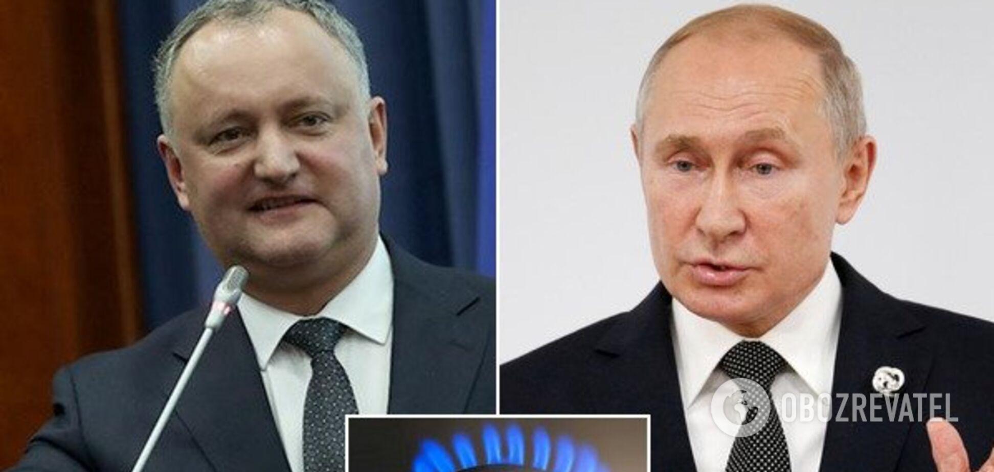 Друг Путіна вибив у Росії знижку на газ: скільки будуть платити