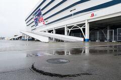 Стадион ЧМ-2018 тонет в болоте: россияне нашли виновных