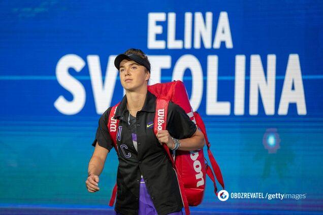 Еліна Світоліна повторила свій власний рекорд у рейтингу WTA