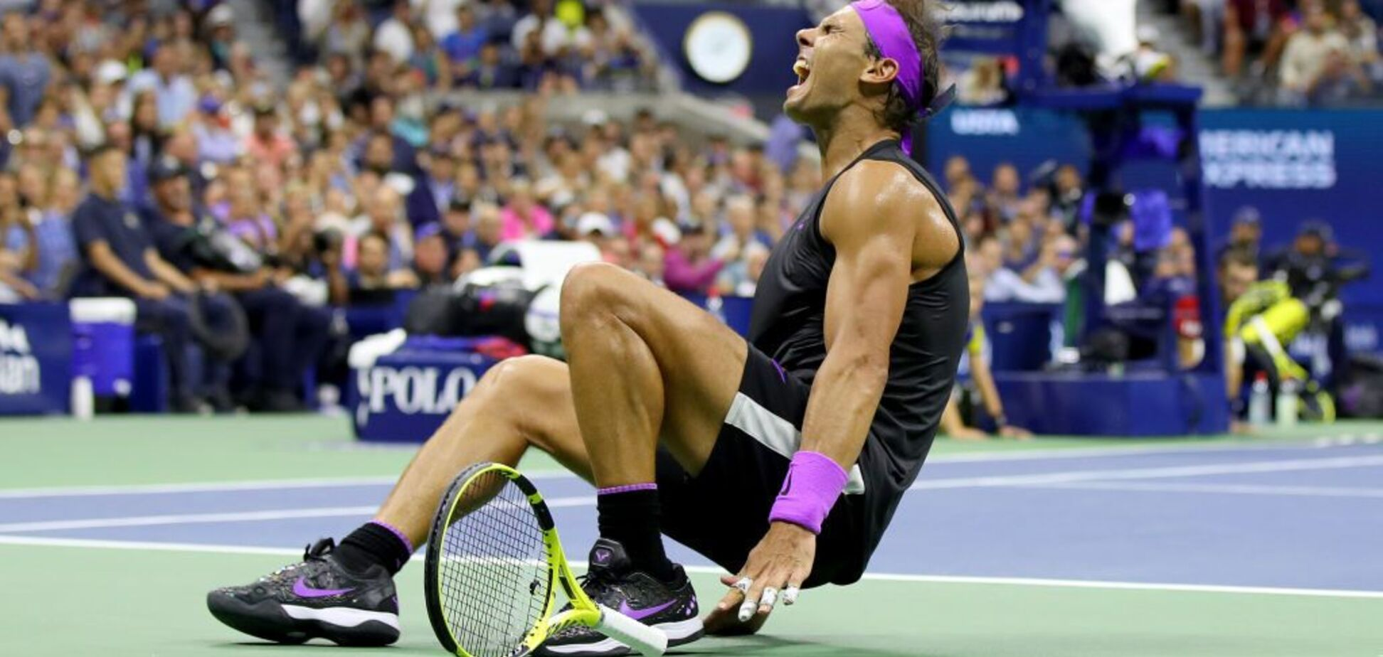 У фантастичному фіналі визначився переможець US Open-2019