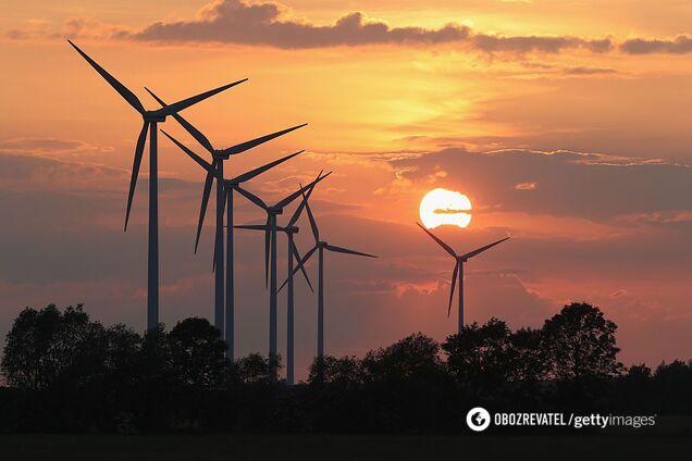 Україна увійшла в ТОП лідерів Європи з вітроенергетики