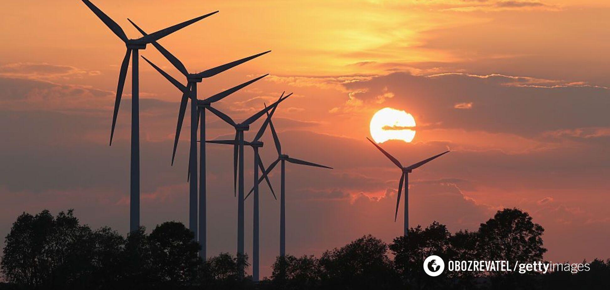 Україна увійшла в ТОП-5 лідерів Європи з вітроенергетики: як вдалося