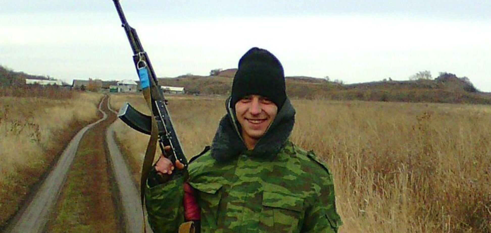 На Донбасі ліквідували молодого терориста 'ДНР': опубліковано фото