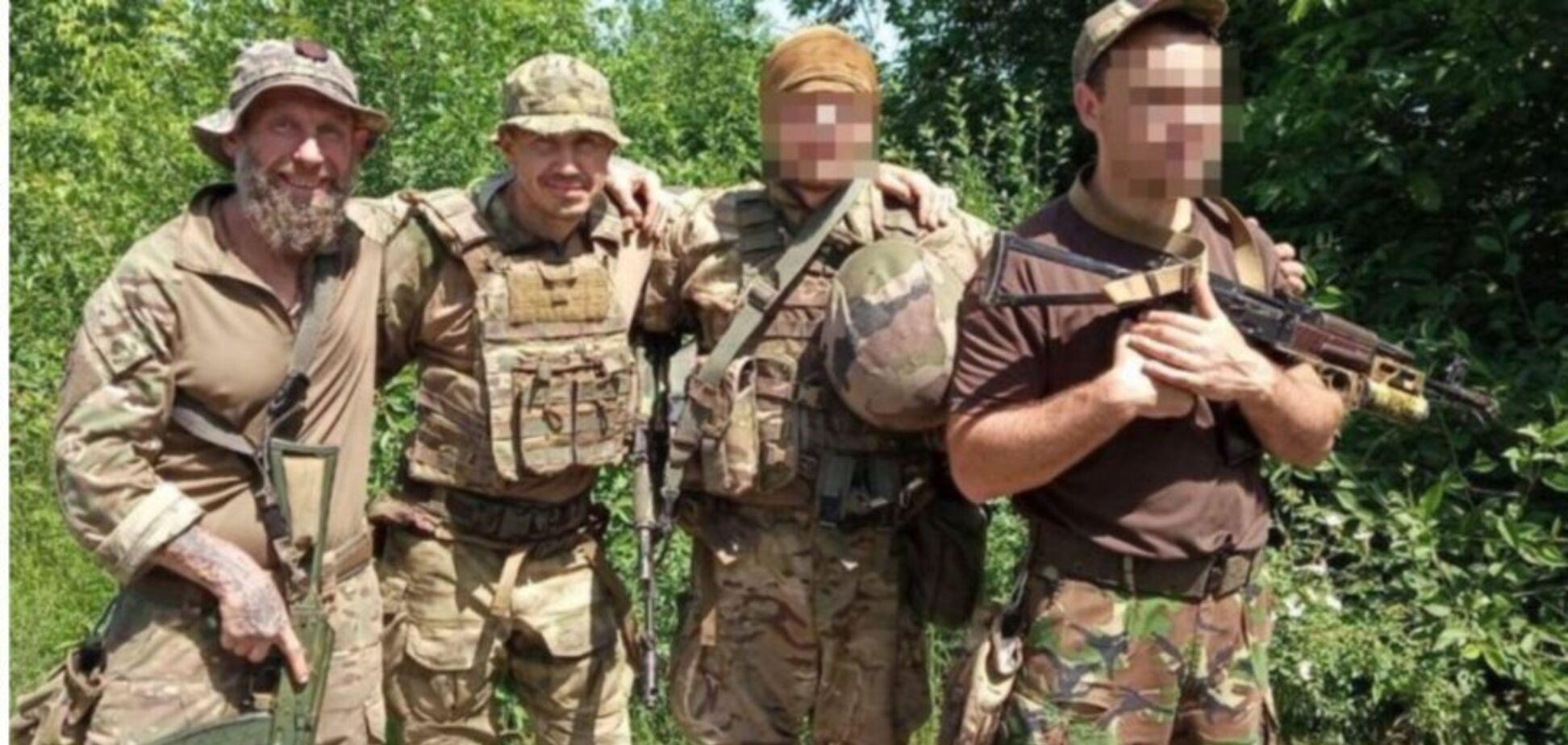 Дмитро Гержан і Олександр Колодяжний