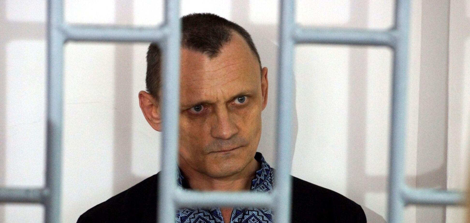 Николай Карпюк рассказал о пытках в тюрьмах России