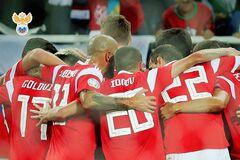 Росія уникла ганьби у матчі зі 112-ю командою світу