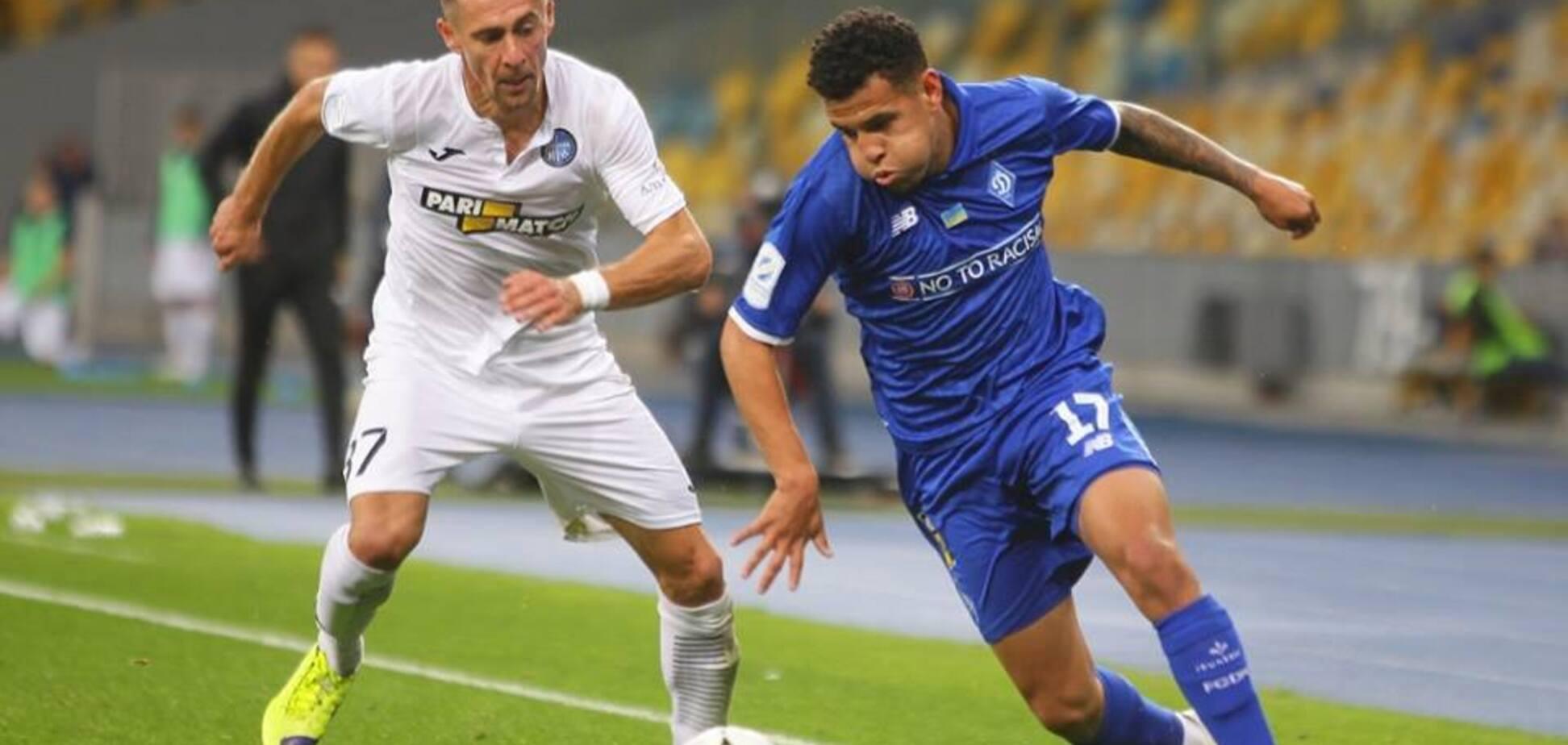 'Динамо' согласовало первый трансфер 2020 года