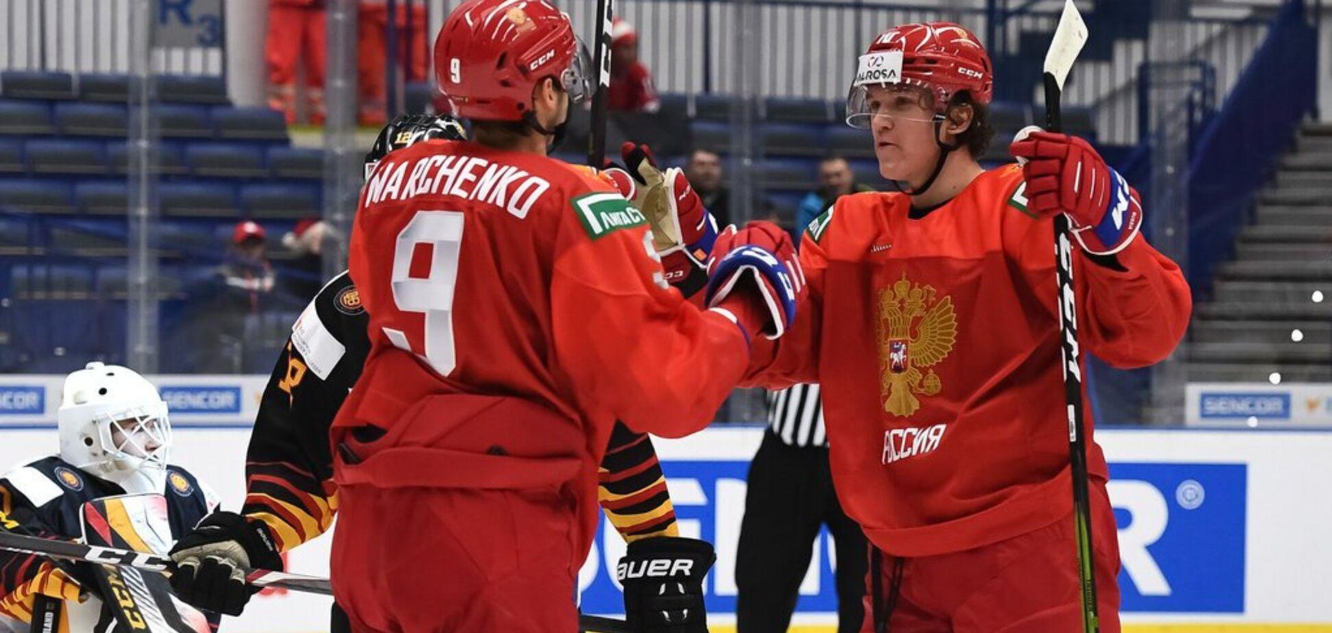 Росія – Швейцарія: де дивитися чвертьфінал чемпіонату світу з хокею U-20