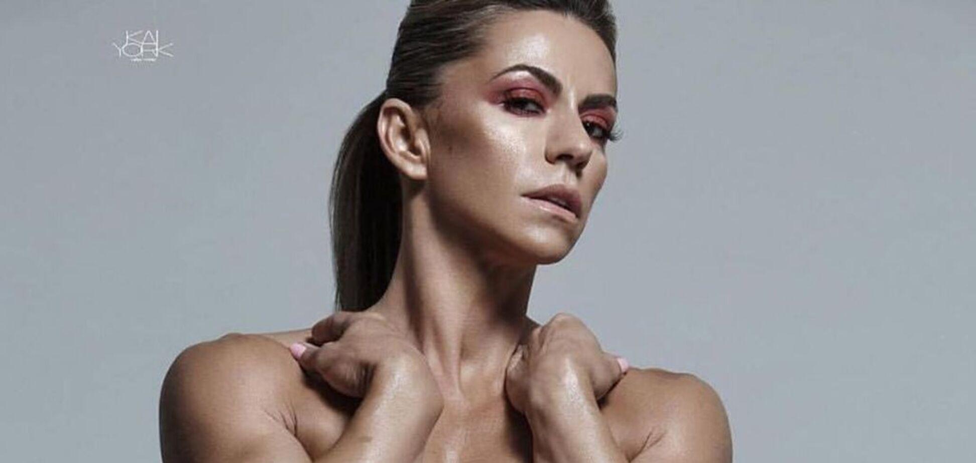 'Ох*енеть!' 4-кратная чемпионка Олимпии поразила фото топлес
