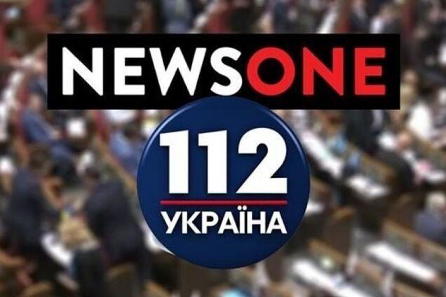 Телеканалы Медведчука срочно проверят из-за угроз в эфире