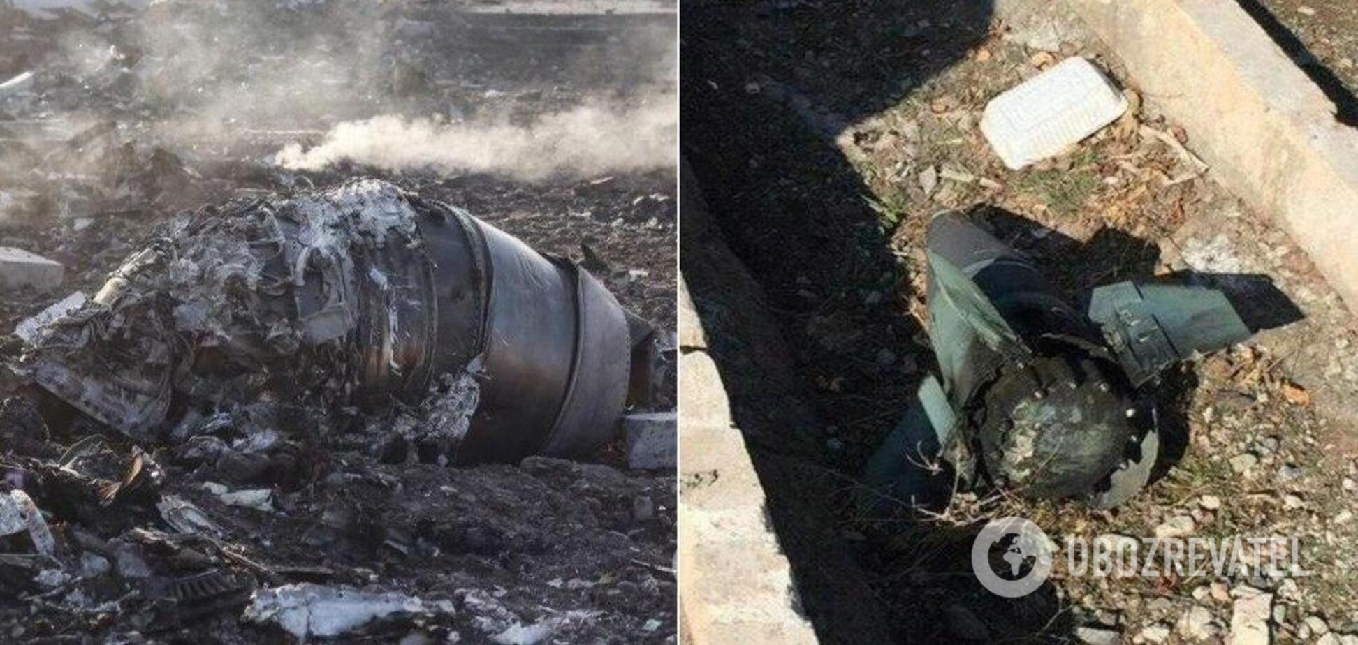 Украинский самолет в Иране сбили двумя российскими ракетами – CNN
