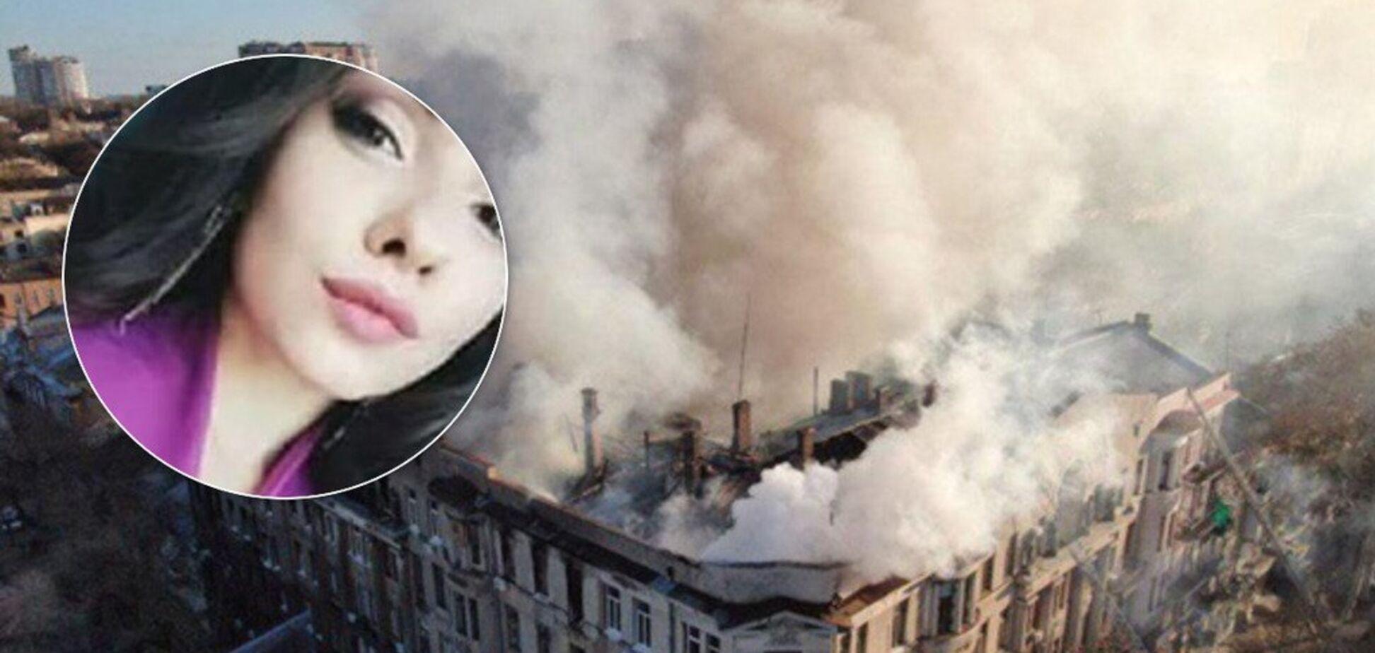'Катю нам уже не вернут': отец погибшей на пожаре в Одесском колледже трогательно обратился к следствию