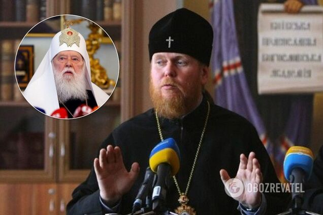 Заря отреагировал на отказ Филарета от Поместного собора