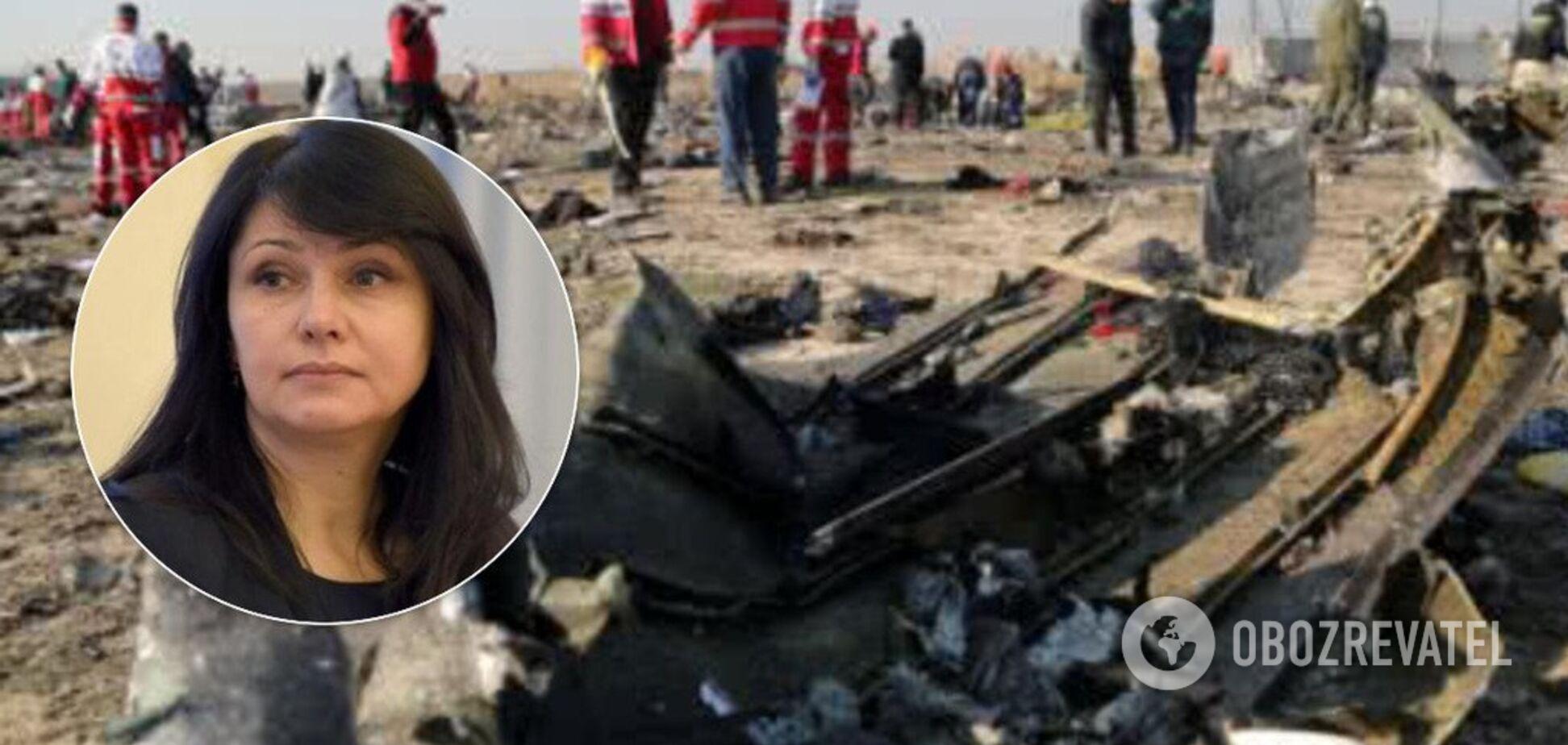 'Політизація неприпустима': у Порошенка вимагають незалежного розслідування авікатастрофи МАУ в Ірані