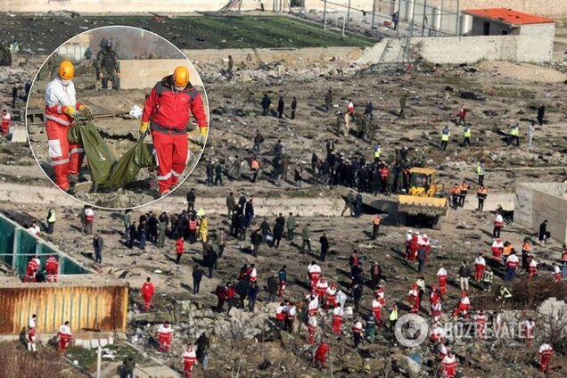 Иран мешает расследованию катастрофы самолета МАУ
