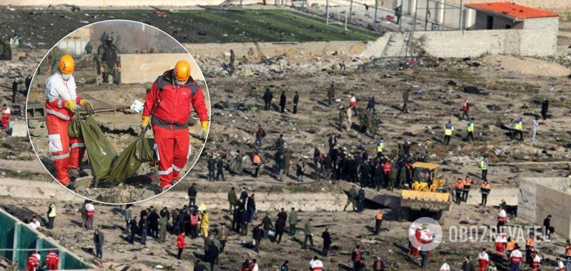 Бутусов по пунктам описал, как Иран мешает расследованию катастрофы самолета МАУ