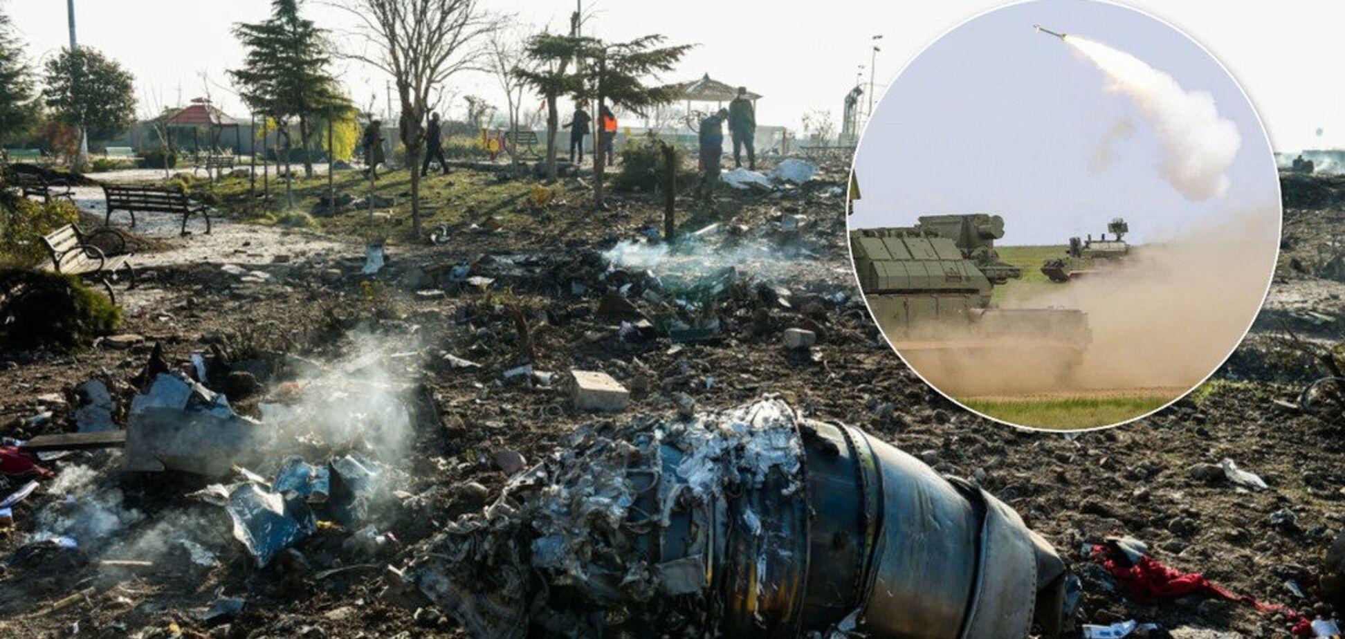 Крушение самолета МАУ в Иране: какой ракетой ударили по украинцам