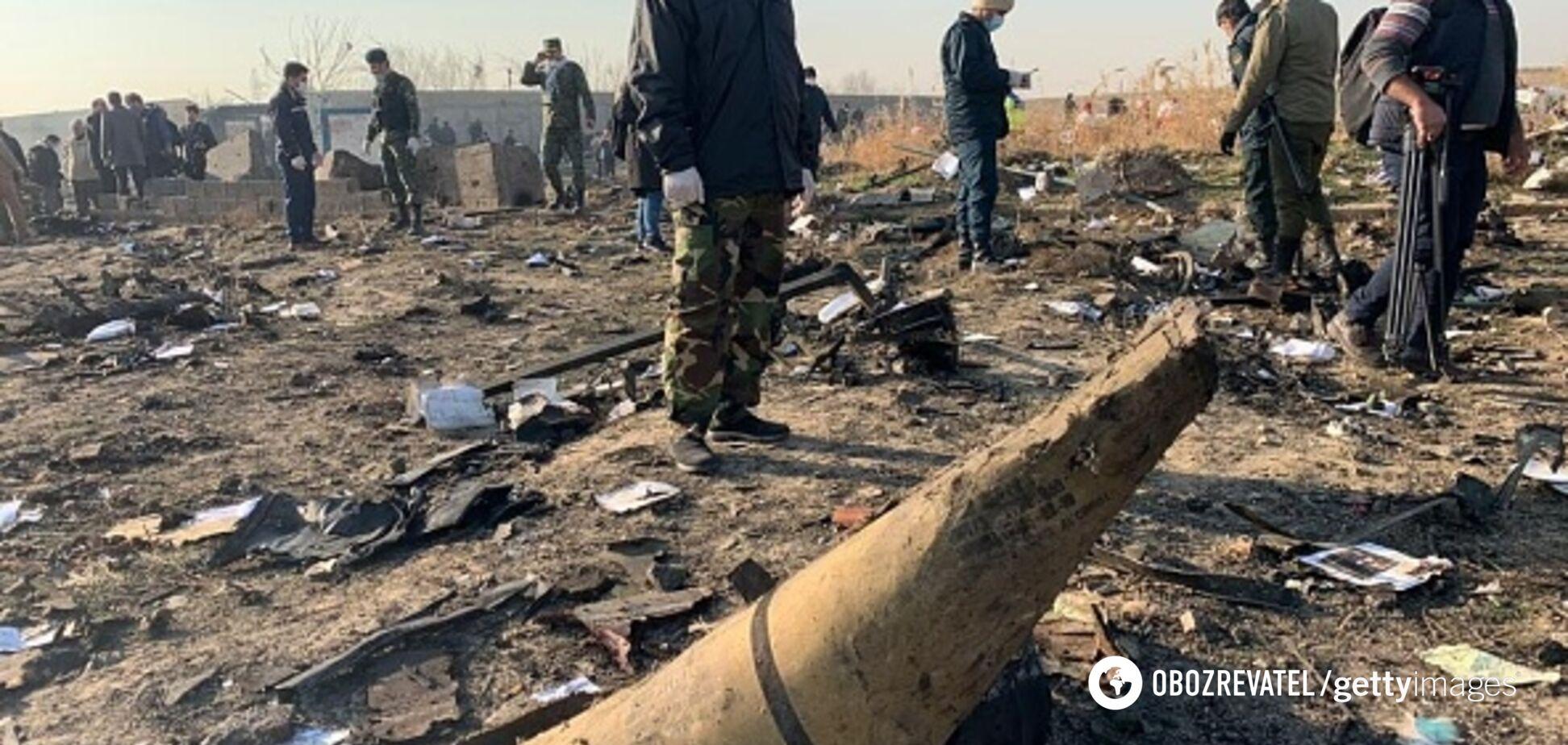 Иран ответил на обвинения в ударе ракетой по самолету МАУ