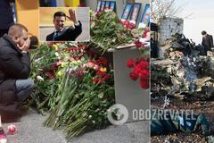 Молчал 12 часов: Зеленский разгневал украинцев игнором ракетной версии авиакатастрофы самолета МАУ
