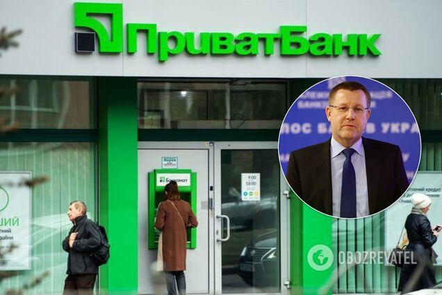 Глава ПриватБанку Петро Крумханзл заявив, що існує реальний ризик повернення банку до колишнім власникам