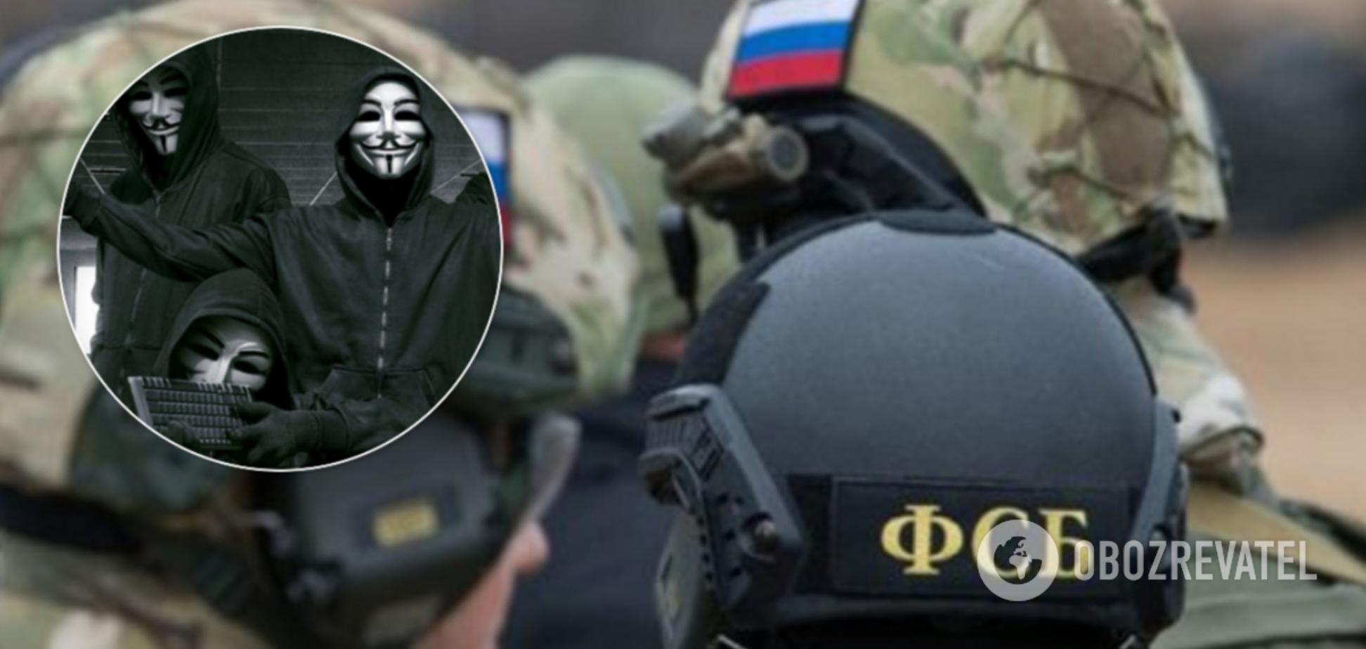 В Украине 'накрыли' пособников российских спецслужб