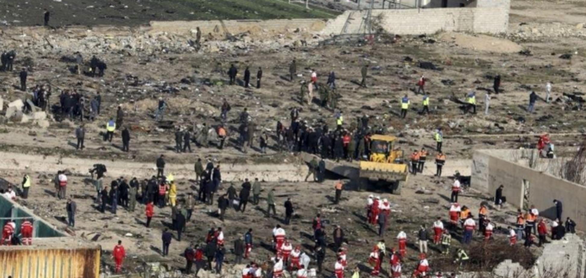 Пристайко опроверг тотальную зачистку места аварии Boeing