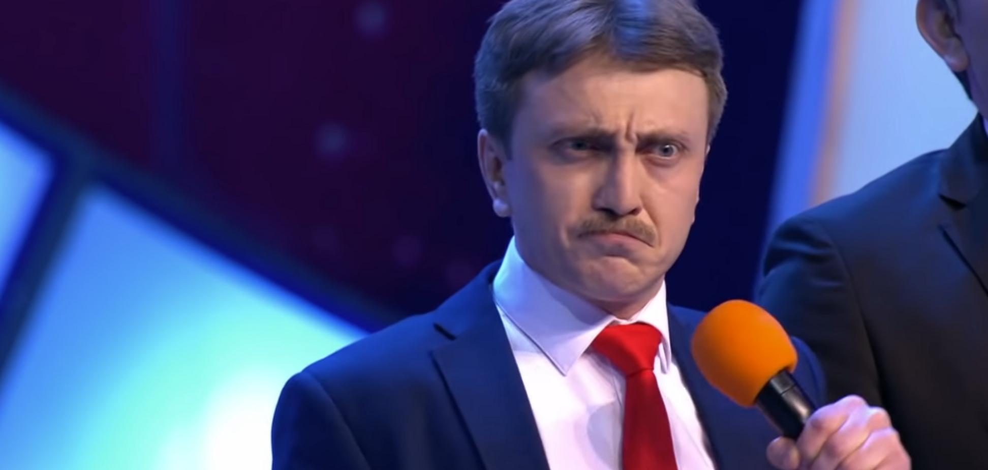 У КВН висміяли праву руку Путіна і підкололи Зеленського: відео