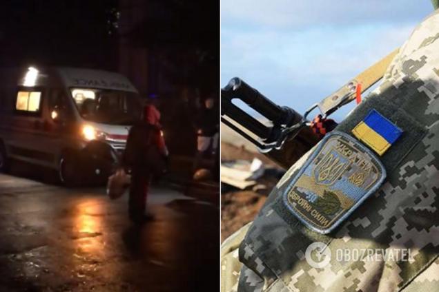 В Киев прибыл борт с тяжелоранеными героями Донбасса