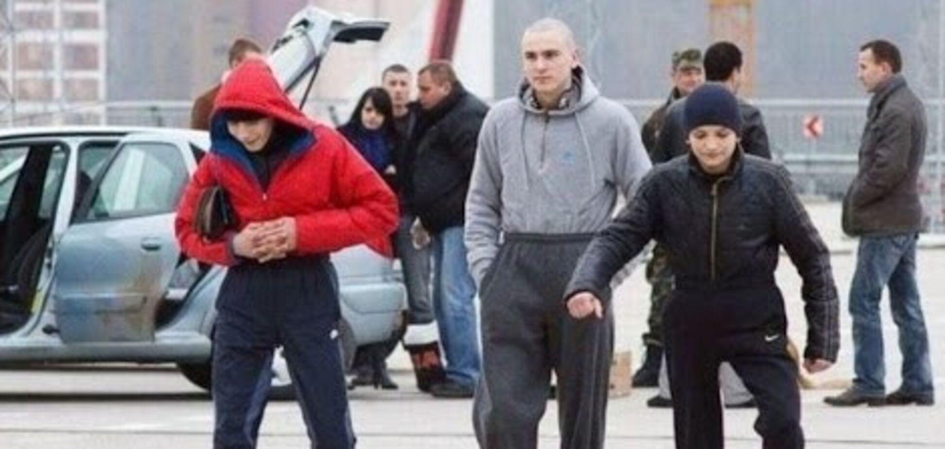 Банда подростков грабила прохожих в Измаиле