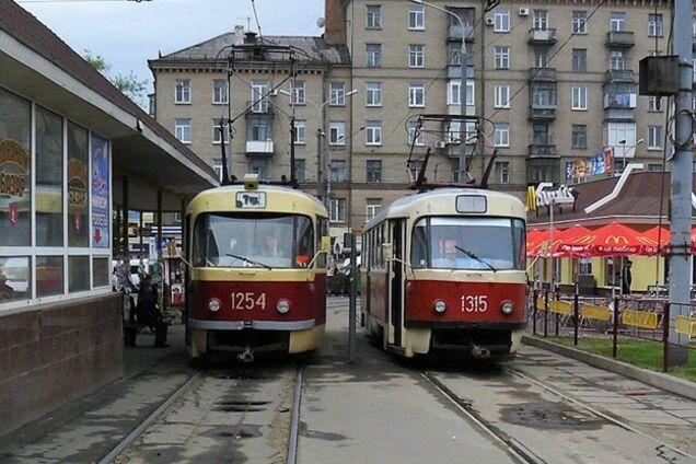 В Днепре трамваи изменят график и маршрут