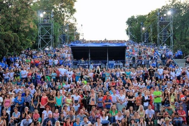 Одессу посетило больше трех миллионов туристов