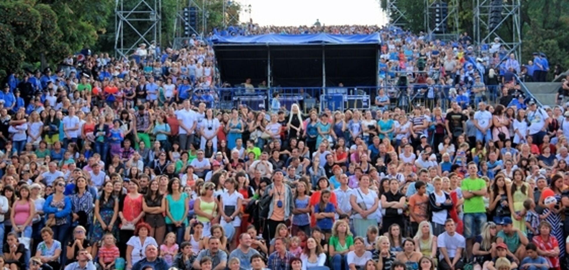 Одесу відвідали більше трьох мільйонів туристів