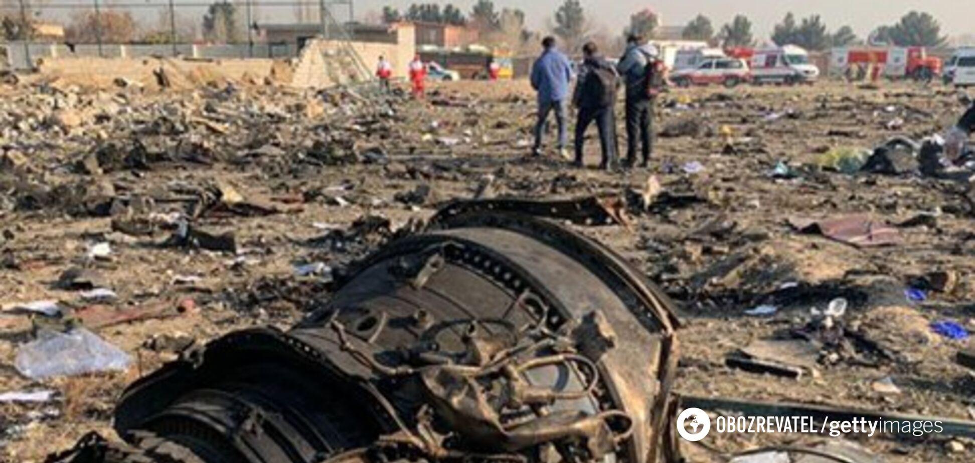 Делоо сбитом самолете МАУ переквалифицировали