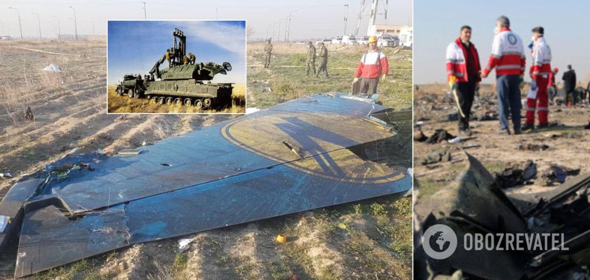 Іран зізнався, що випадково збив літак МАУ: Україна відреагувала