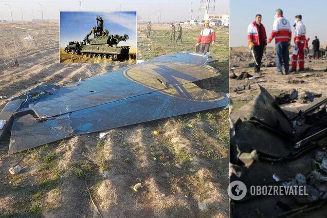 Катастрофа літака МАУ в Ірані