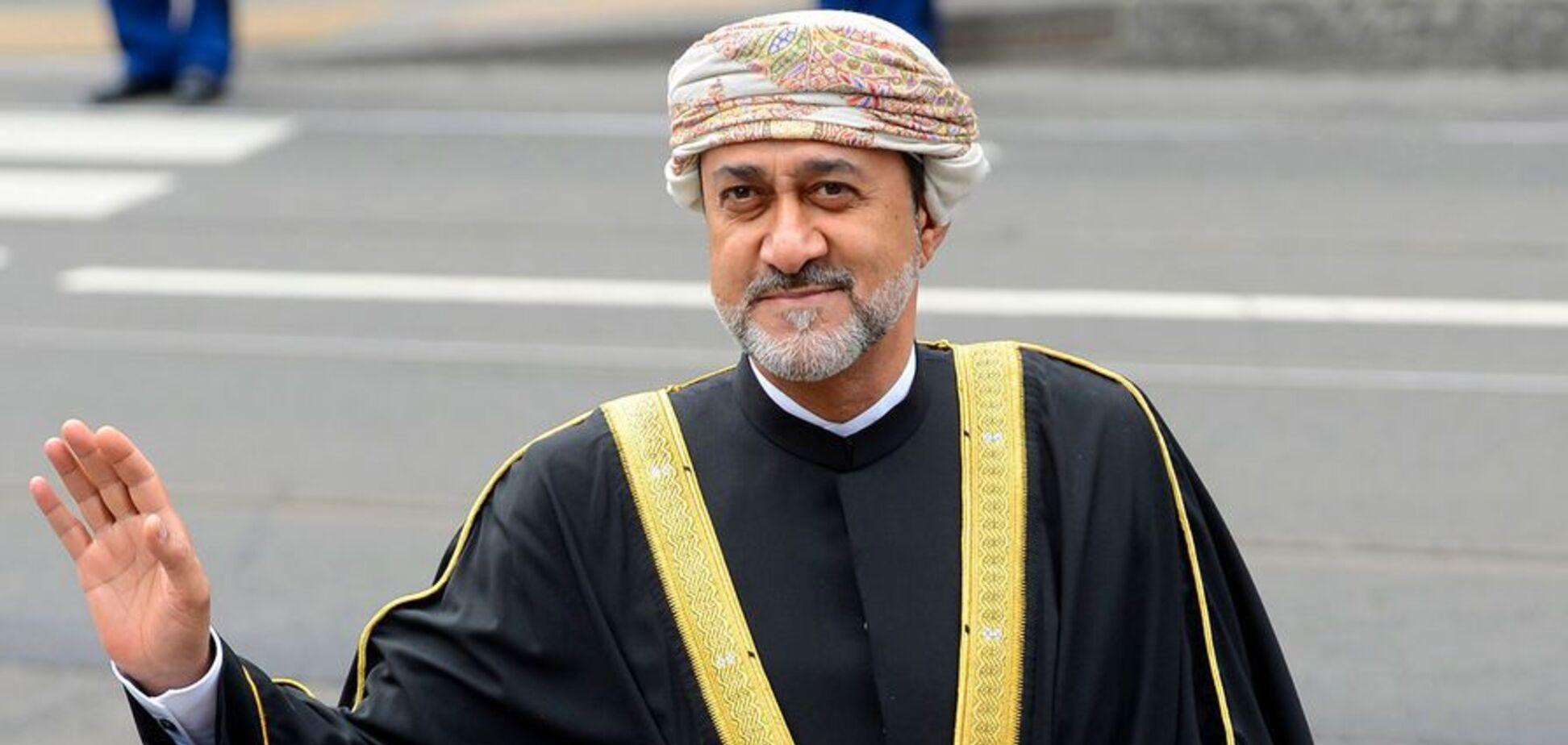 Оман отримав нового султана: армія в бойовій готовності