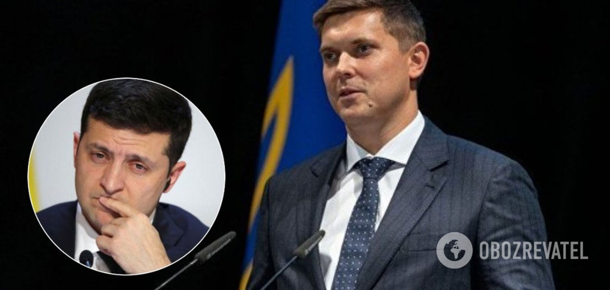 Получает откаты и не занимается регионом: одесситы обратились к Зеленскому из-за нового главы ОГА
