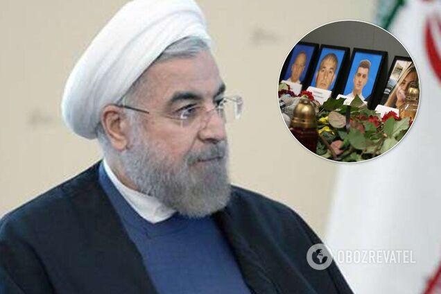 Хасан Роухани заявил, что Иран выплатит компенсации семьям погибших