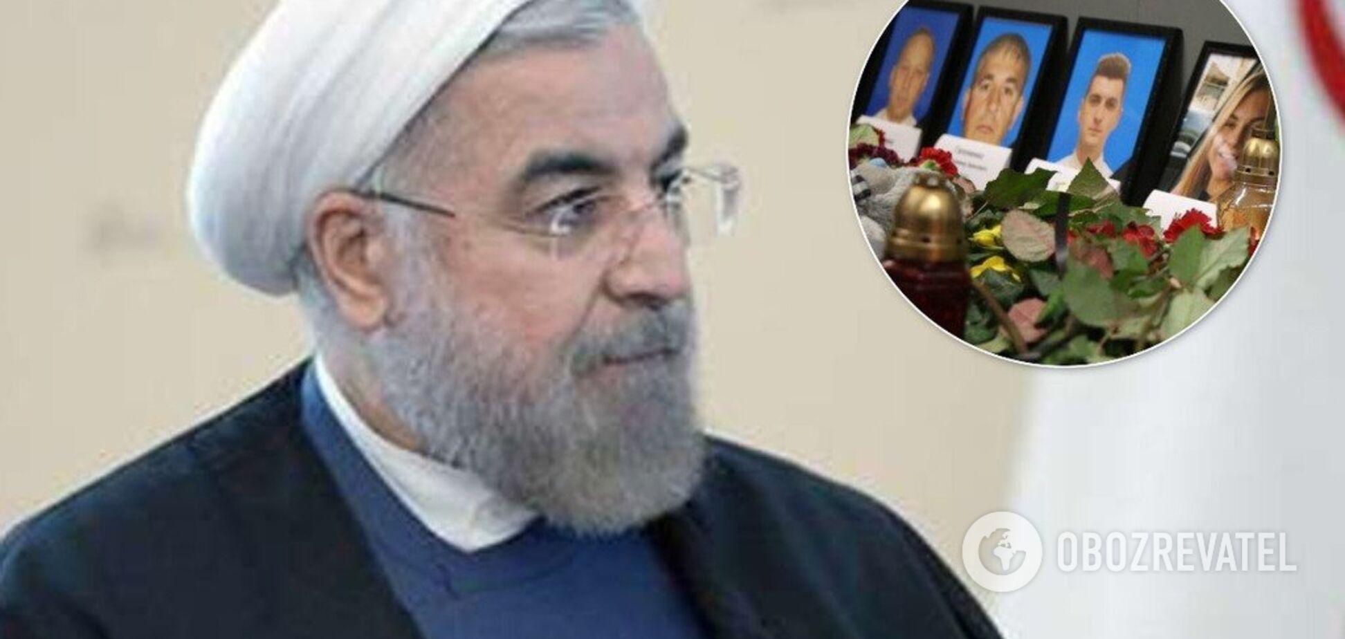 Катастрофа МАУ в Тегеране: Иран заплатит семьям погибших